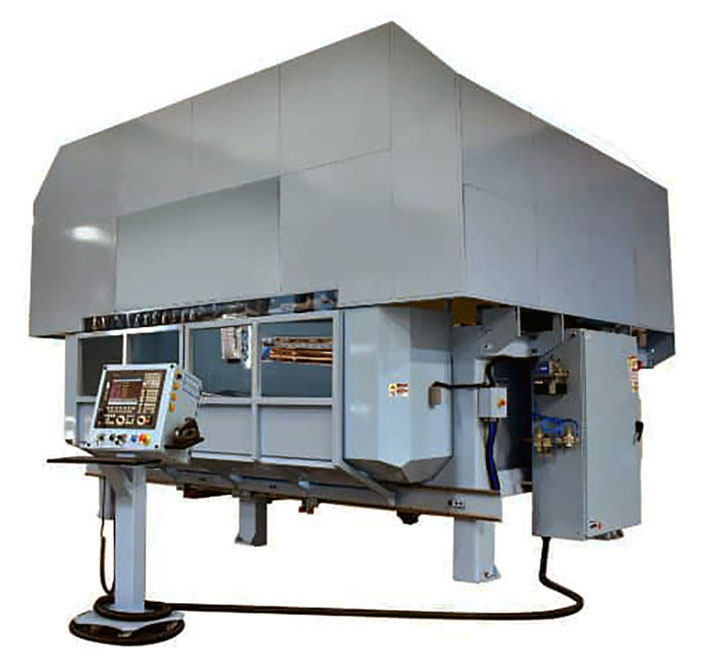 DMS 3 Axis Enclosed CNC Machine