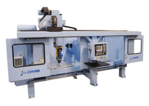 DMS 5 Axis Dual Moving Table CNC Machine Featured