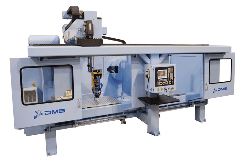 DMS 5 Axis Dual Moving Table CNC Machine 1