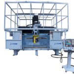DMS 5 Axis Enclosed Overhead Gantry CNC Machine 4