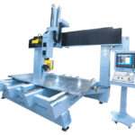 DMS 5 Axis Moving Table CNC Machine 1