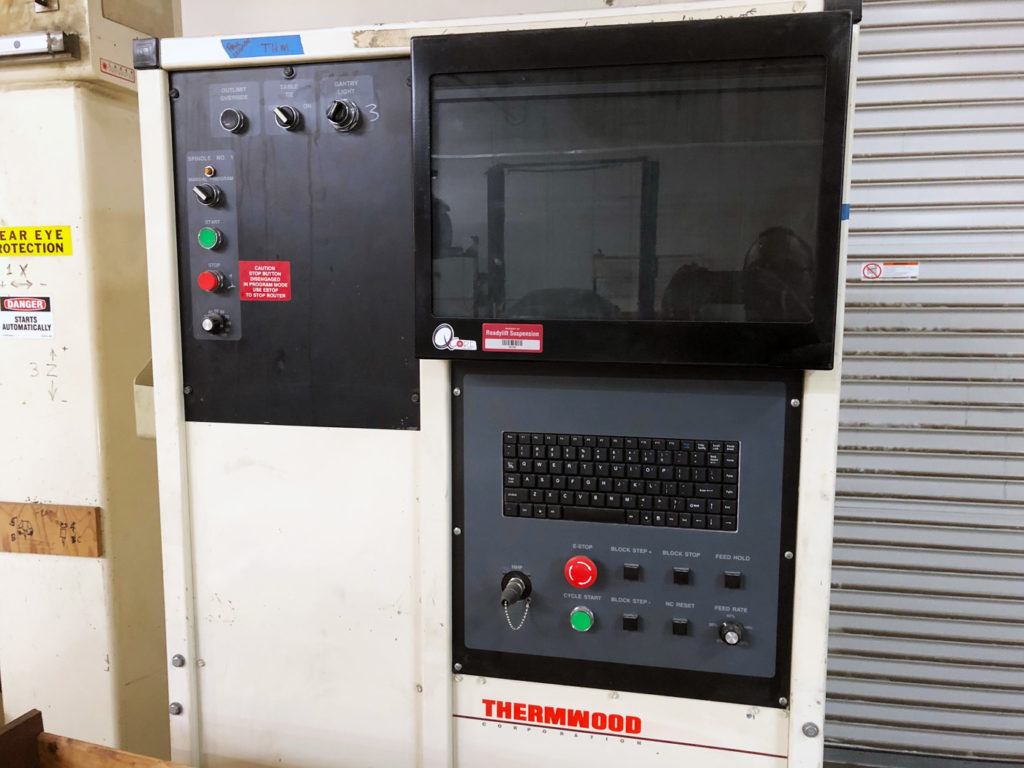 Thermwood 5 Axis CNC Router E624 5