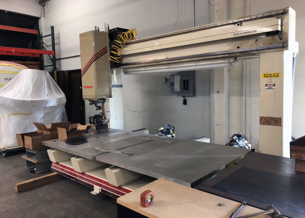 Thermwood 5 Axis CNC Router E624 featured