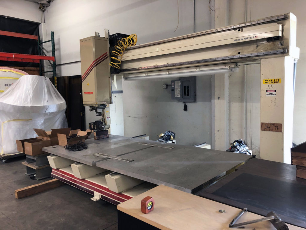 Thermwood 5 Axis CNC Router E624 1