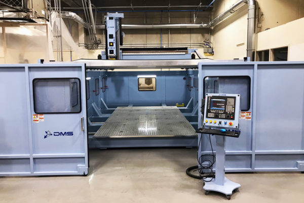 DMS 5 Axis CNC Router E628 (13) featured