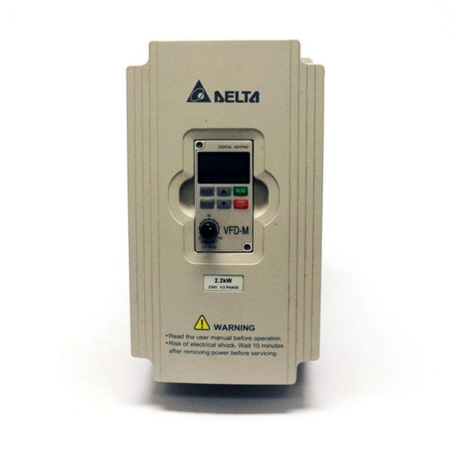 Delta VFD022M21A-Z AC Drive