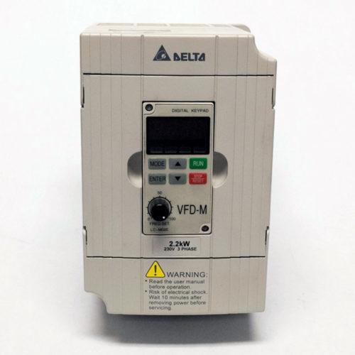 Delta VFD022M23B AC Drive
