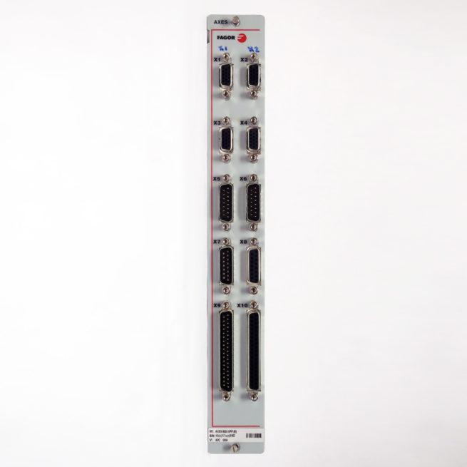 Fagor 8055 Axes VPP (R) 1