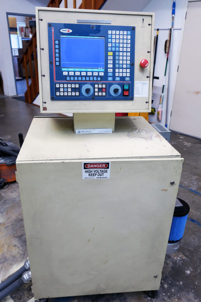 Motionmaster 5 Axis CNC Router E541 4