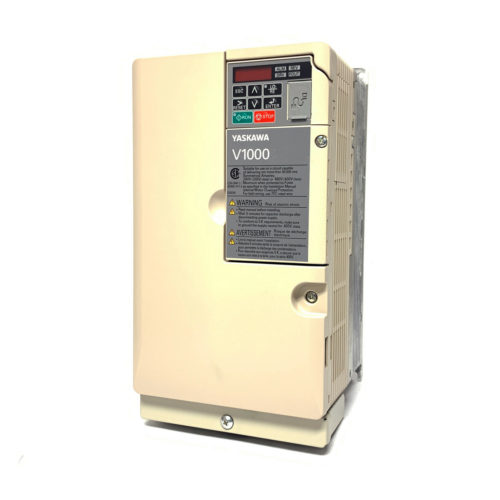 Yaskawa V1000 CIMR-VU2A0040FAA-134 AC Drive 1