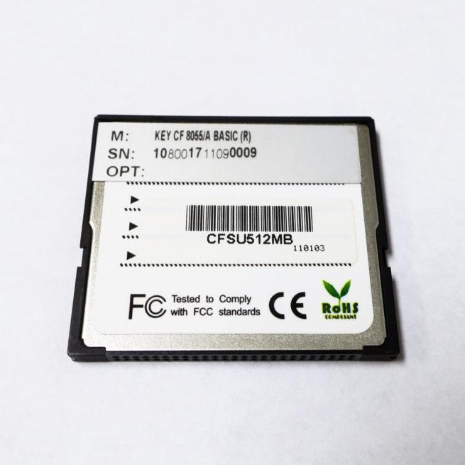 Fagor Key CF 8055/A BASIC (R) 1