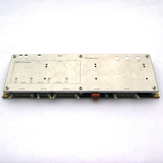 Siemens Sinumerik 64E:32 AUSGAENGE I/O Module 5