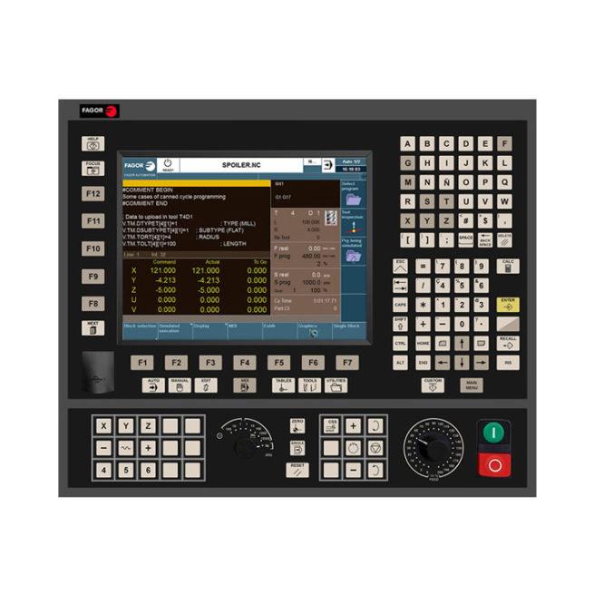 Fagor 8070 CNC System 1