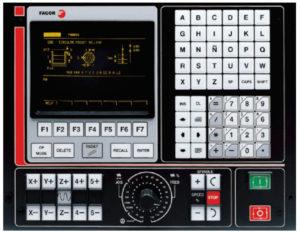 Fagor 8025 CNC System Parts