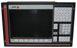 Fagor 8050 CNC System Controller Parts
