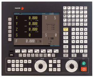 Fagor 8055 CNC System Controllers