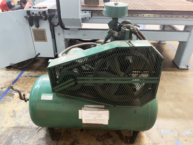 Champion Pnuematic Machinery Air Compressor 1