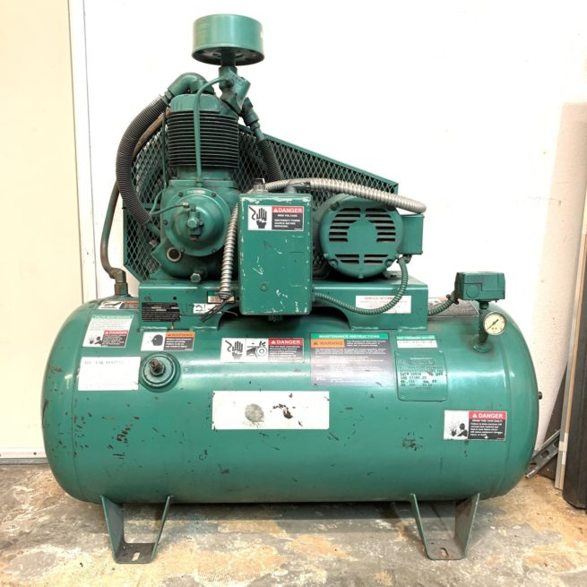 HR5-6 Champion Air Compressor