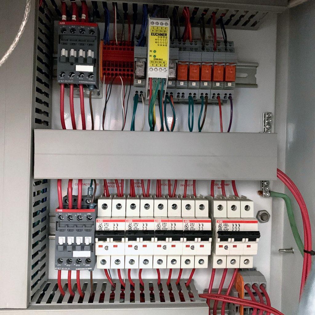 FMT Patriot 3 Axis CNC Router C622 1