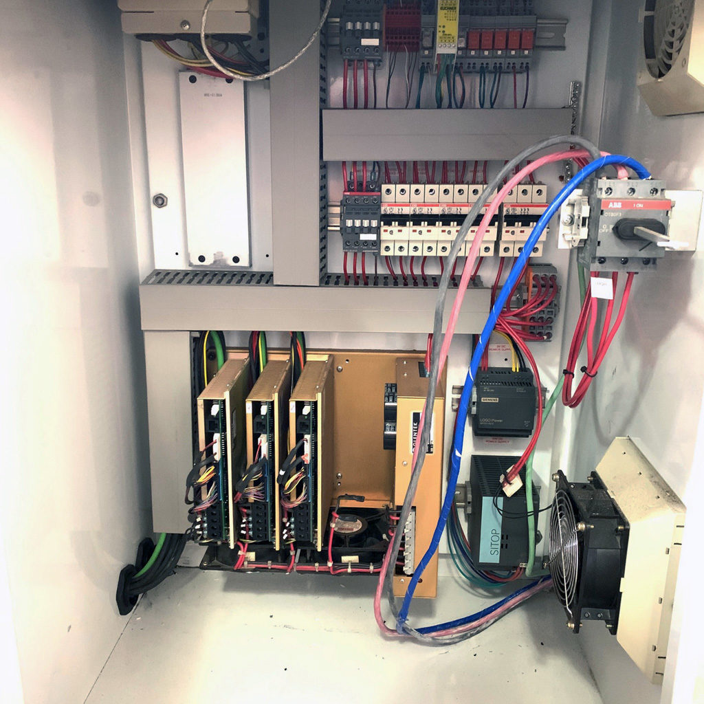 FMT Patriot 3 Axis CNC Router C622 7