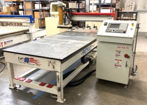 FMT Patriot 3 Axis CNC Router C622 9