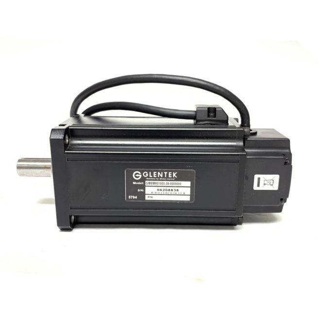 GMBM801000-39-0000000 Glentek Servo Motor 2