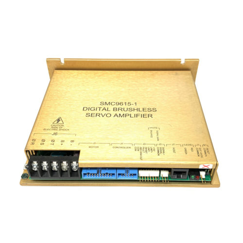 Glentek SMC9615-1 Servo Amplifier 5