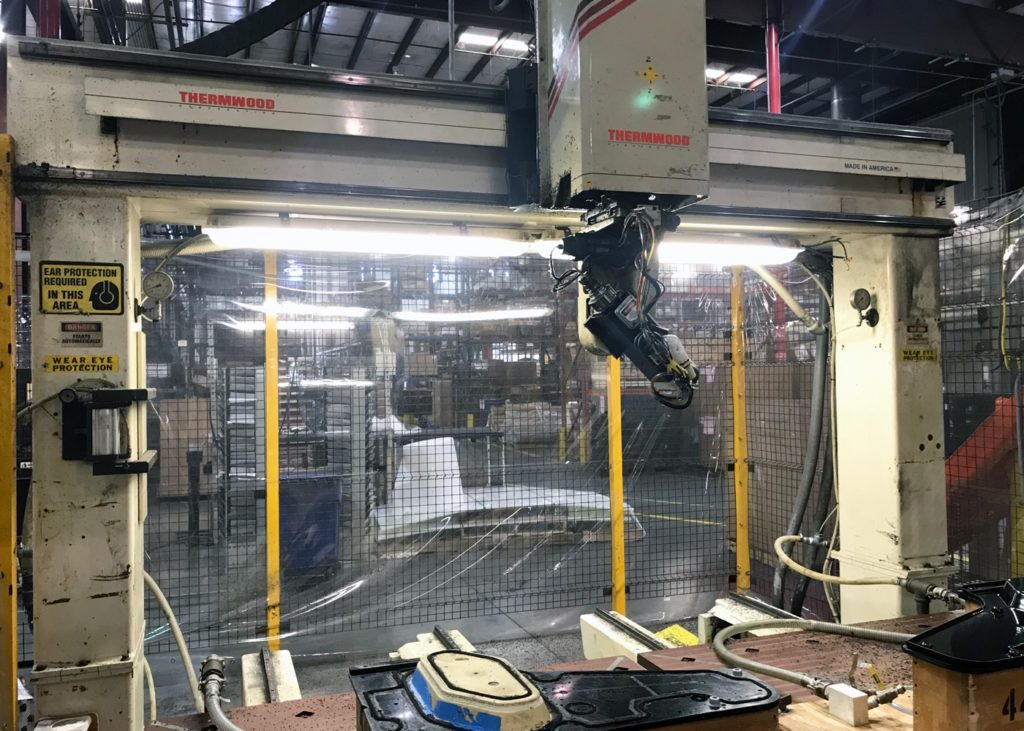 Thermwood 5 Axis CNC Router E642 1