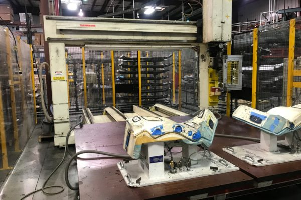 Thermwood 5 Axis CNC Router E643 A