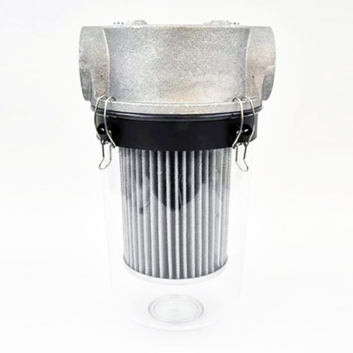Becker-Clear-Canister-Filter