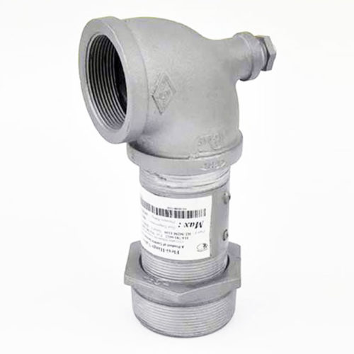 Becker Pump Check Valve Assembly