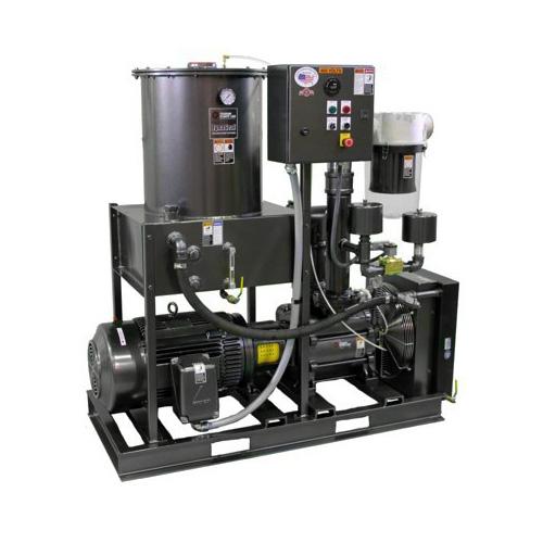 TRO300V-1A Travaini Dynaseal Vacuum Pump 2