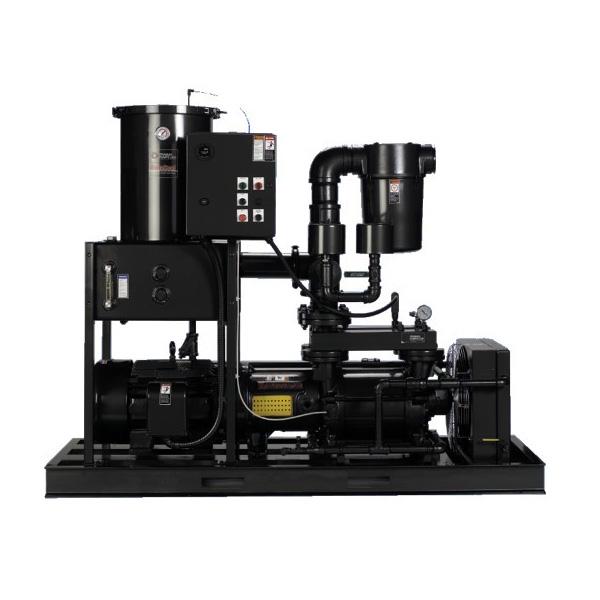 Travaini DynaSeal Vacuum Pump Side 1