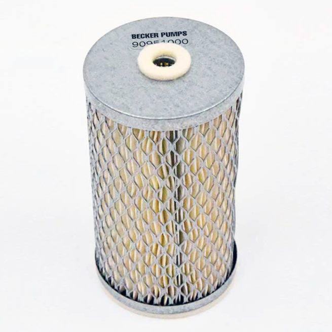 Becker 90951000000 Filter Cartridge
