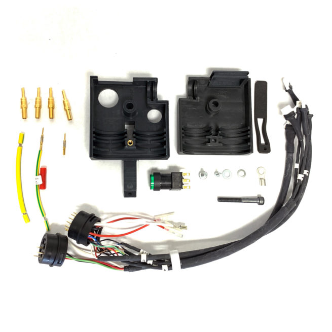 AH6395H0041 HSD Spindle Motor Electrical Box Kit