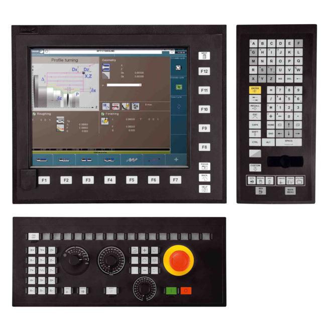 Fagor 8065 CNC System Controller 4