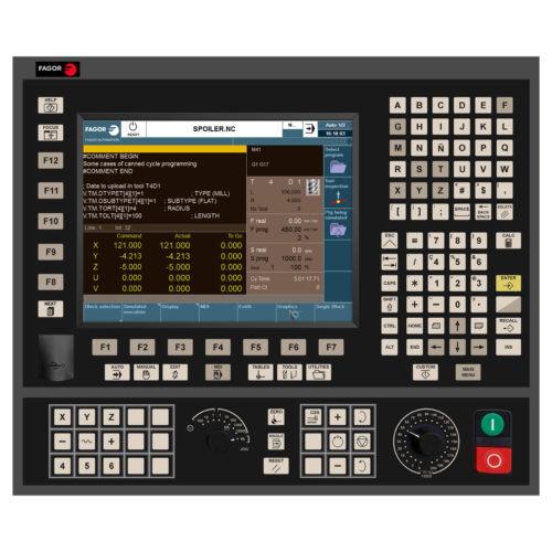 Fagor 8065 CNC System Controller 5