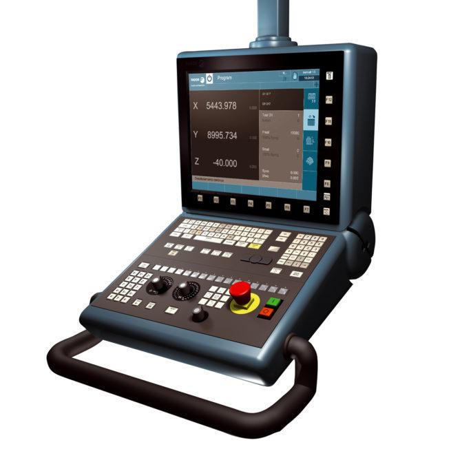 Fagor 8065 CNC System Controller 6