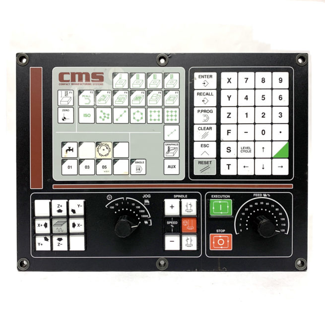 83540041 Fagor 8040_55 MC Operator Panel 2