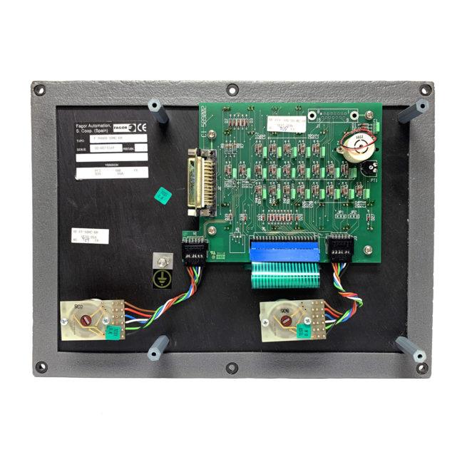 83540041 Fagor 8040_55 MC Operator Panel 3