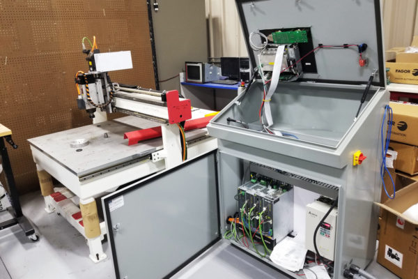 Freedom 3 Axis CNC Router C661 featured image