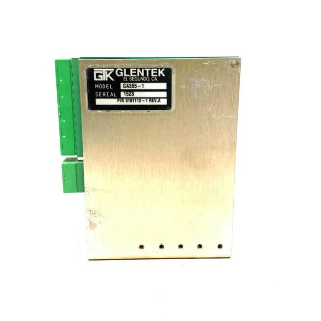GA365-1 Glentek Servo Amplifier 1