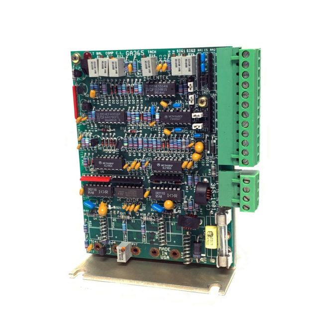 GA365-1 Glentek Servo Amplifier 3