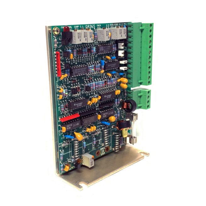 GA365-1 Glentek Servo Amplifier 4