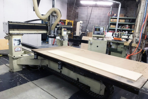 Motionmaster 3 Axis CNC Router C623 Featured