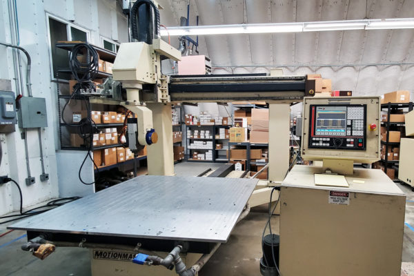 Motionmaster 5 Axis CNC Router E670 11
