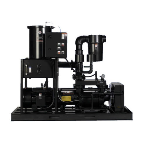 TRO 200V-1A Travaini Dynaseal Vacuum Pump System