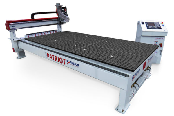 Freedom 3 Axis CNC router for sale