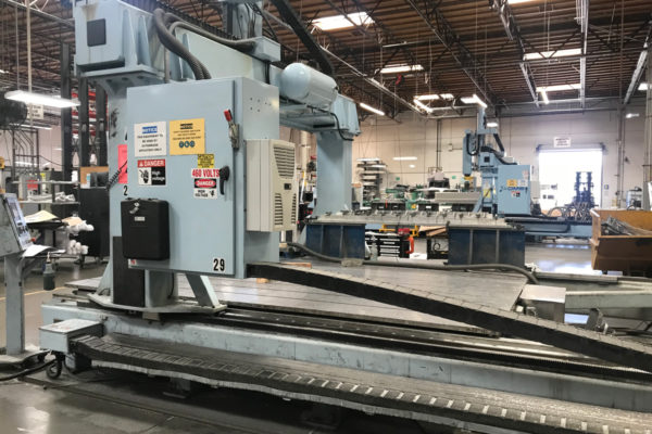 DMS 5 Axis CNC Router For Sale E684 featured