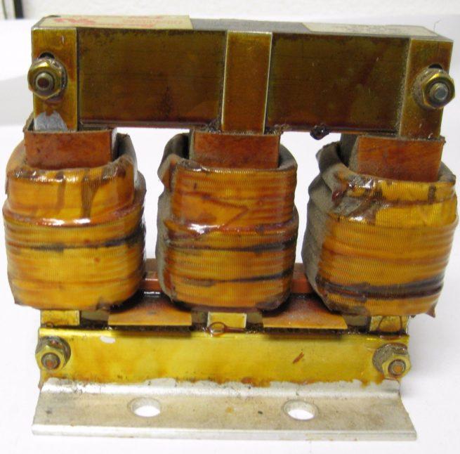 TCI 3LR15A Trans coil Sine Guard Line Reactor 222072211391 3